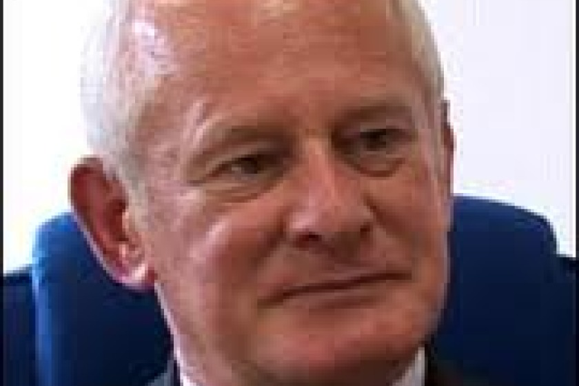Chief Minister Allan Bell
