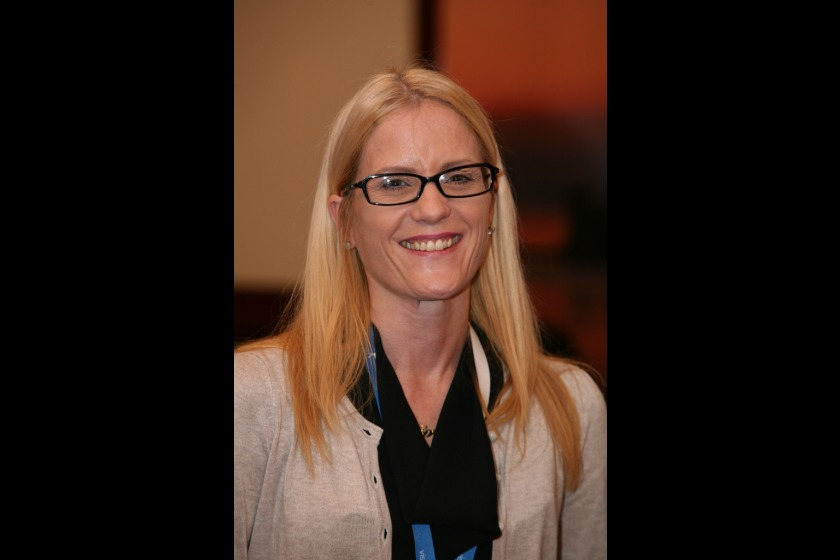 New Head of Tourism Angela Byrne