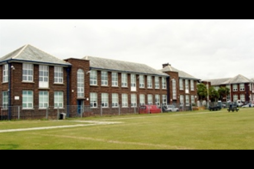 Ballakermeen High School will be open tomorrow, along with all other DEC schools