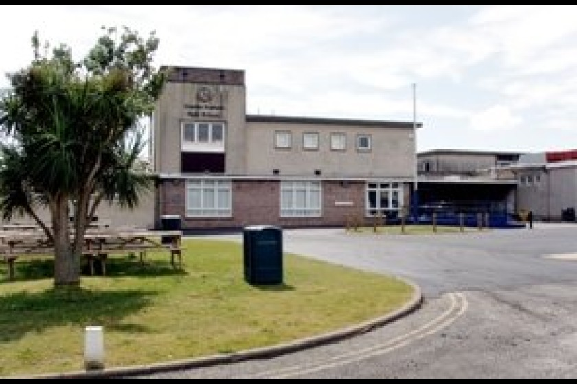 Castle Rushen High School