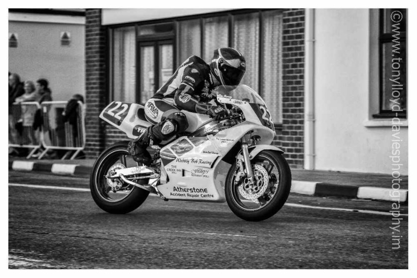 Daniel Hegarty - credit Tony Lloyd-Davies