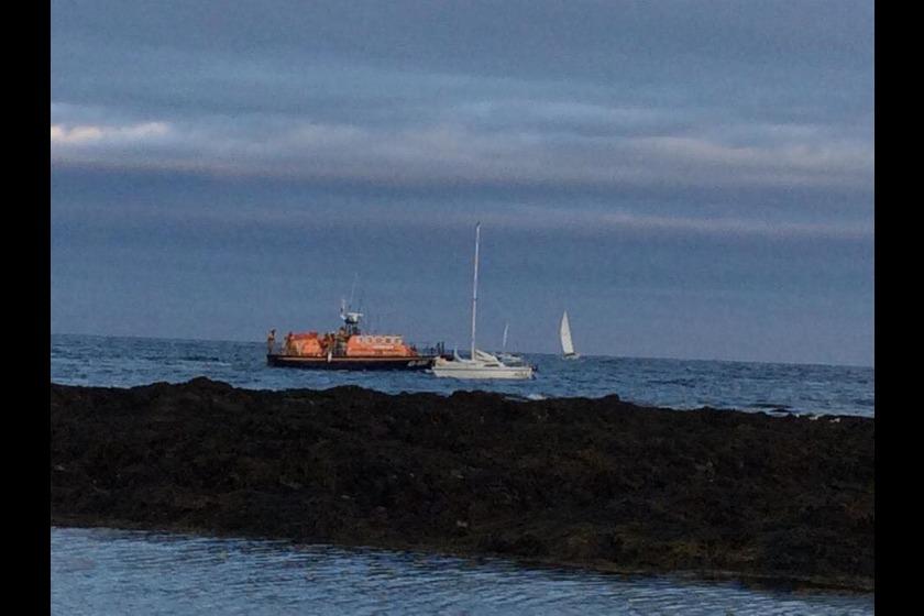 Credit: Douglas Coastguards' Facebook page
