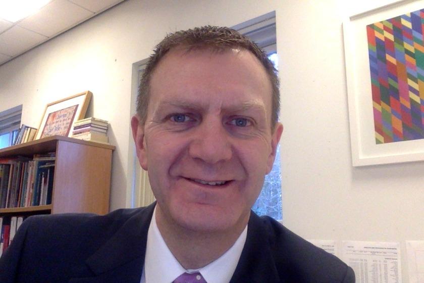 Geoff Moorcroft
