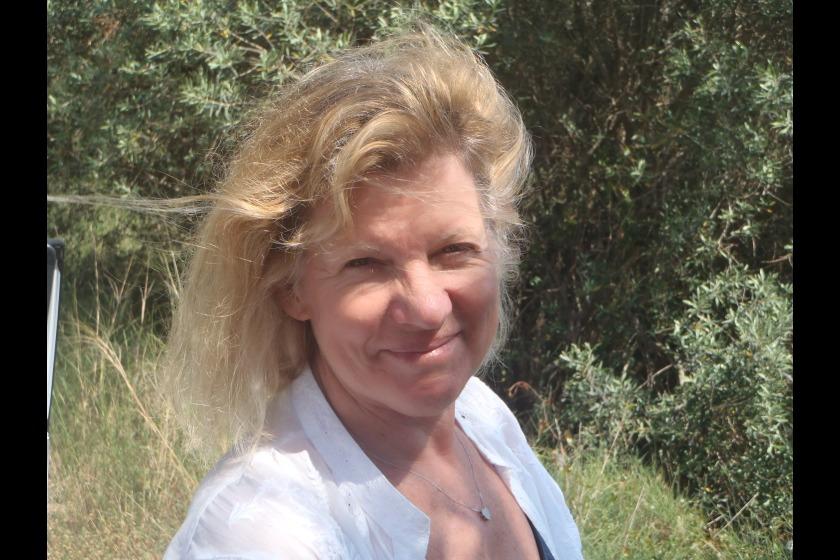 Gwen Valentine was killed in April