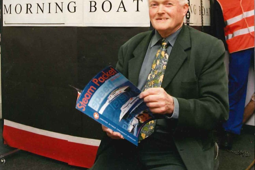 Ian Masterton - credit IOM Newspapers
