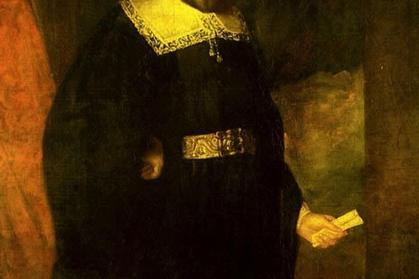 Manx martyr Illiam Dhone.