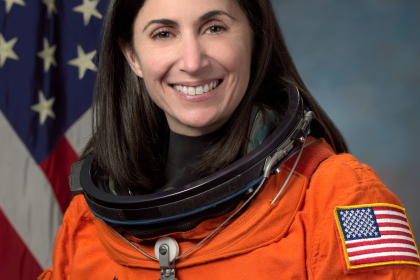 Nicole Stott (picture from NASA)
