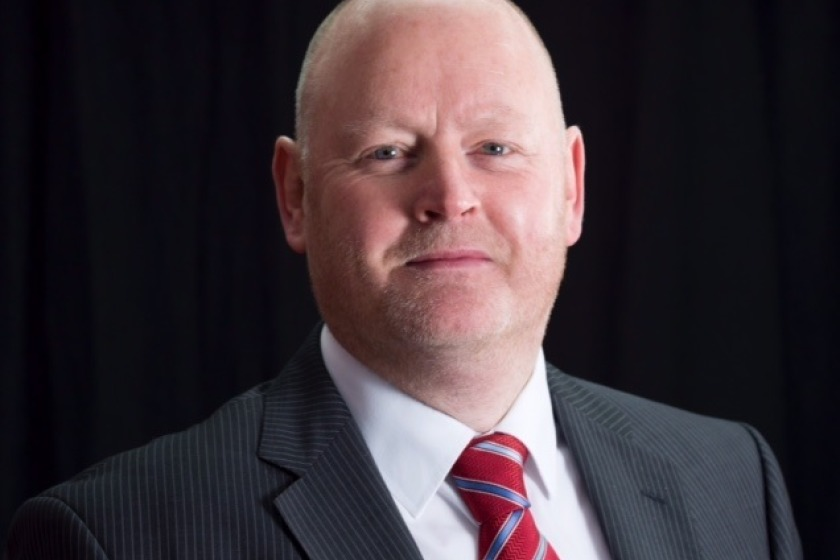 Department for Enterprise member with responsibility for tourism Rob Callister MHK