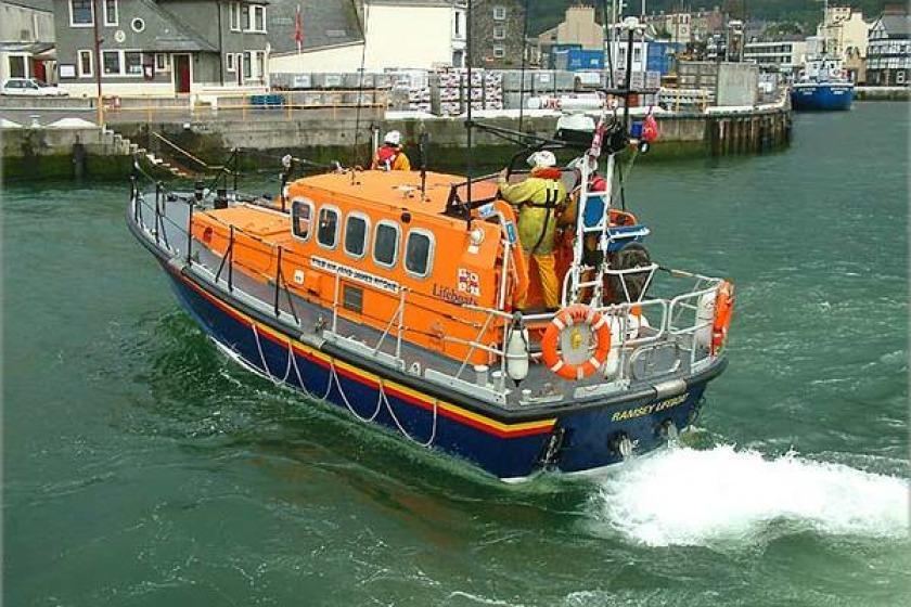 Ramsey Lifeboat