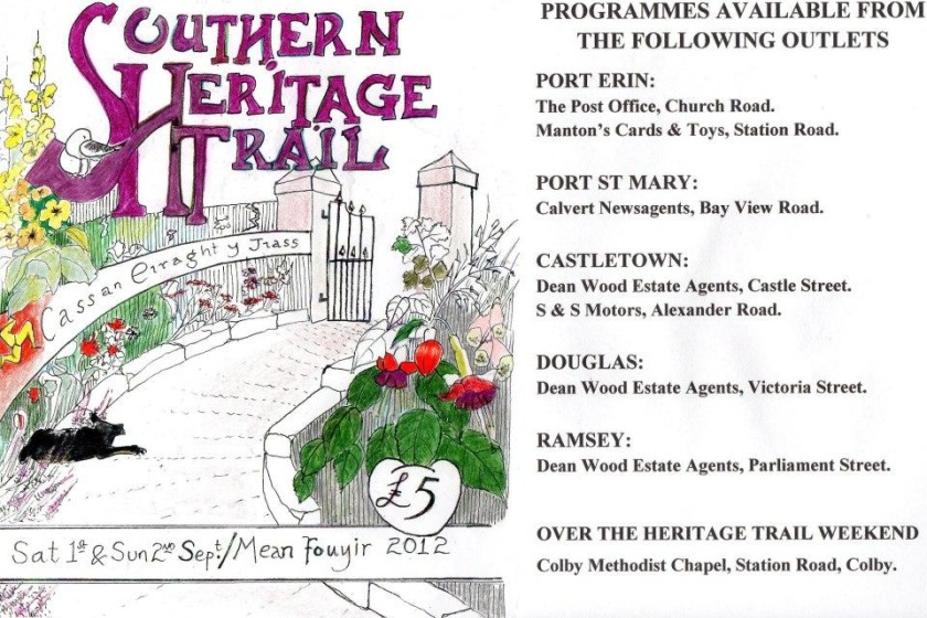 Programmes are available from local shops