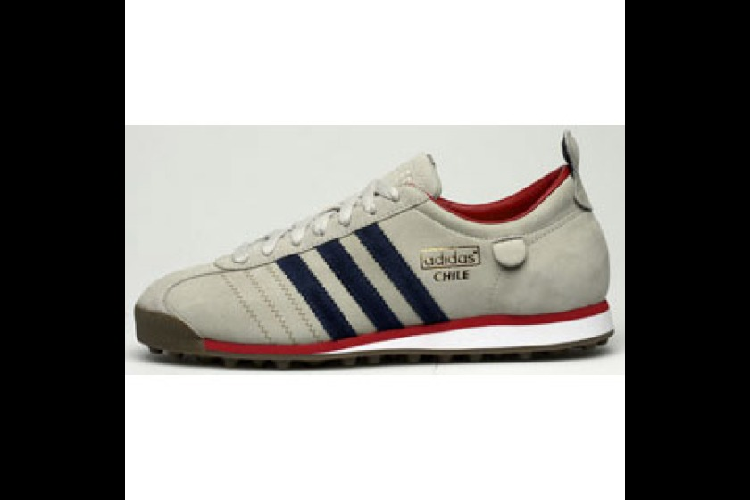 Adidas Chile 62s, similar to the pair owned by Simon Paul Leece