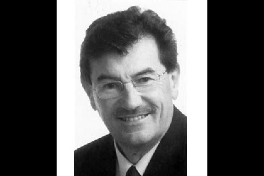 Home Affairs Minister Adrian Earnshaw MHK