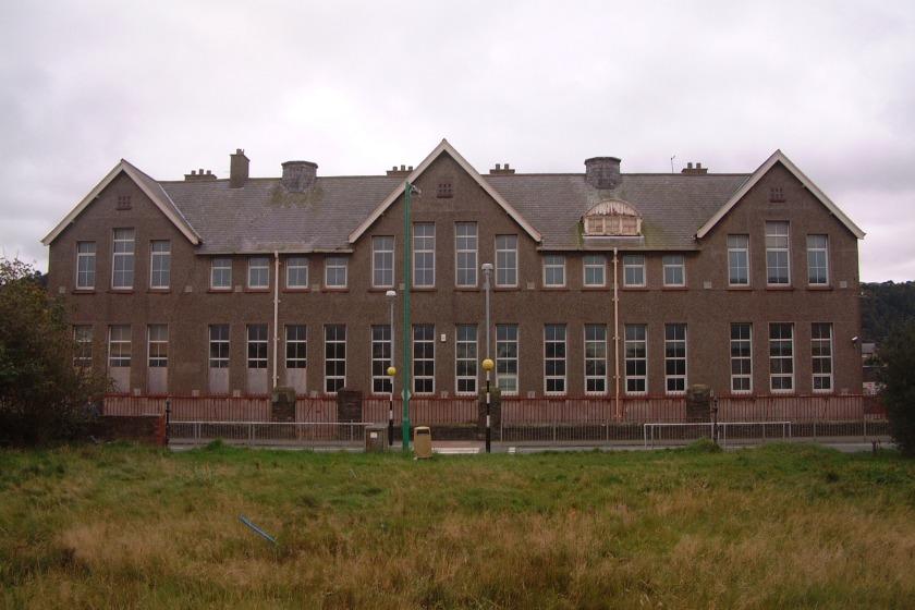 Albert Road Junior School in Ramsey