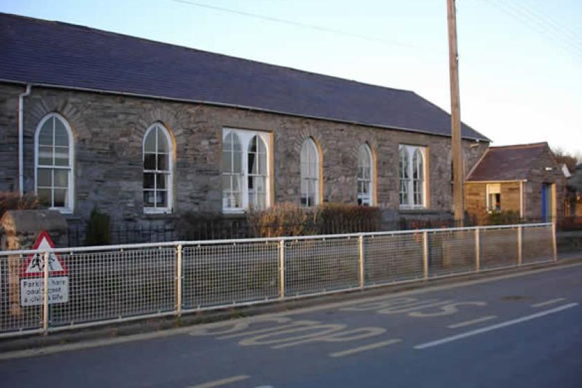 Arbory School in Ballabeg