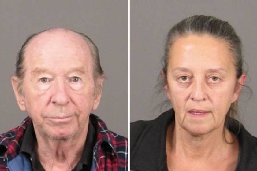 Trevor and Wendy Baines will be sentenced later this morning