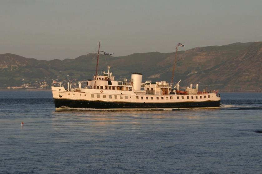Cruise liner 'Balmoral'