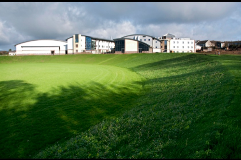 The new St Ninian's Lower School