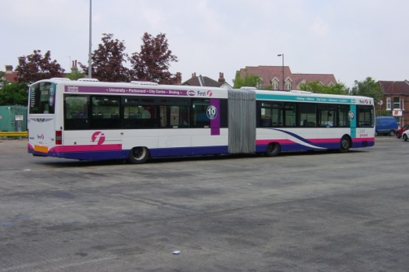Bendy buses like this one could be introduced