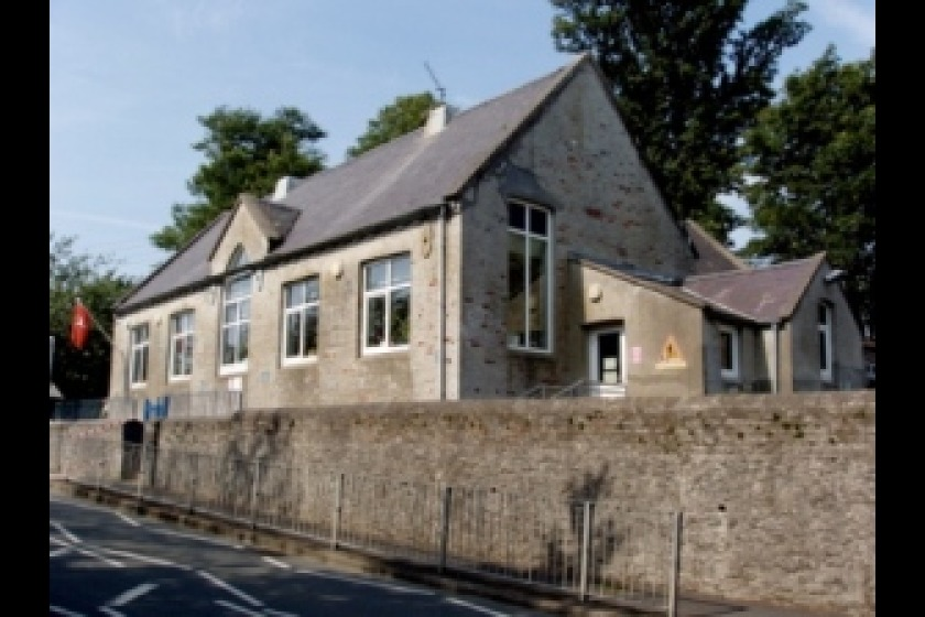 Bride Infant's School is to close as part of the cuts