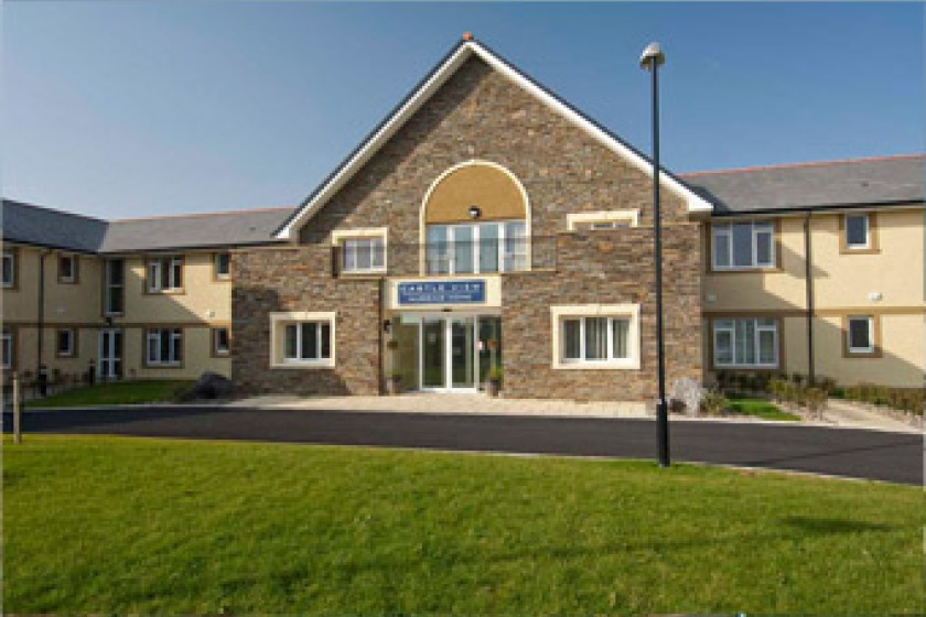 Castle View Care Home in Peel