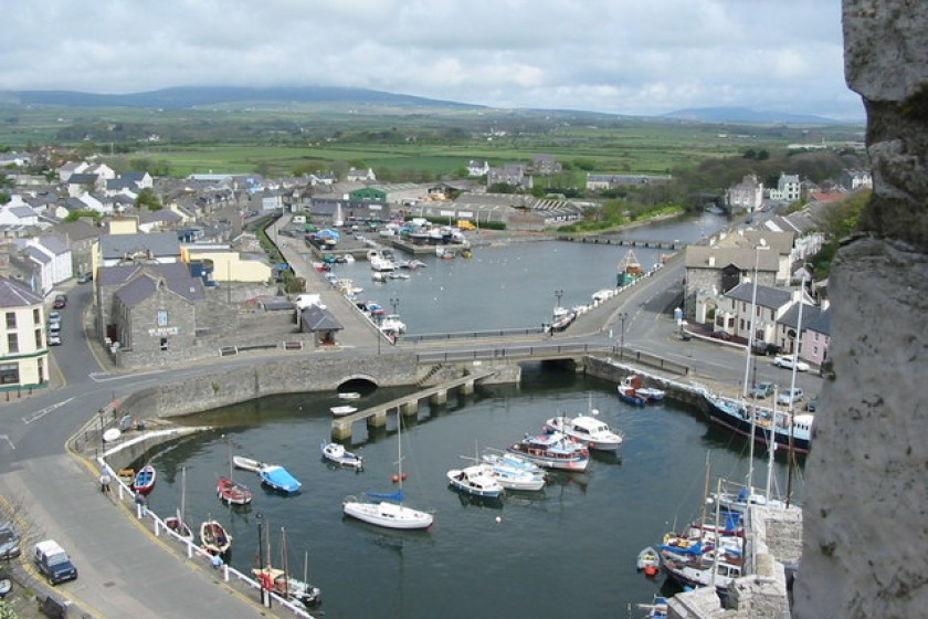 Castletown Harbour (photo from geograph.org.uk)