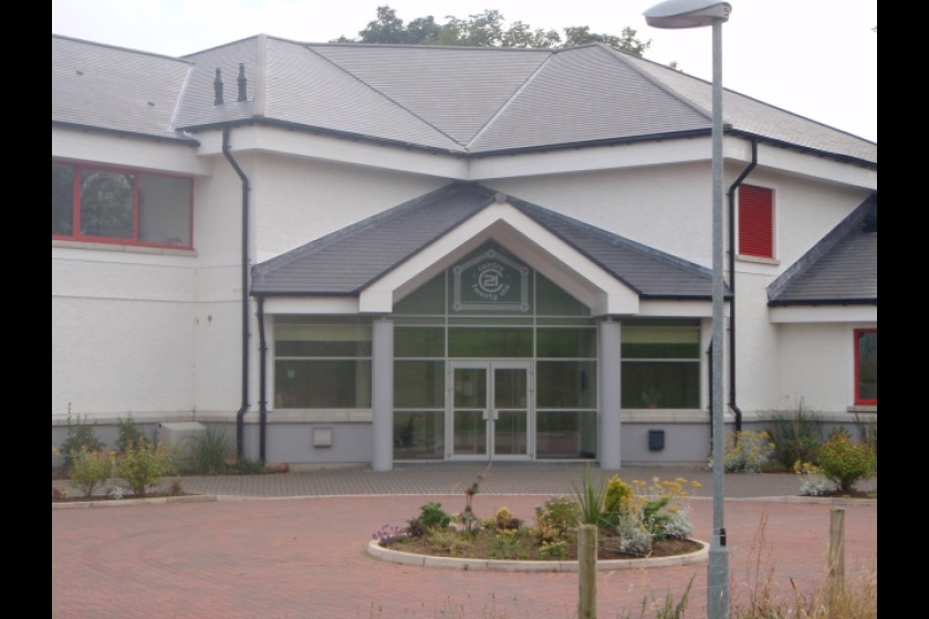 Centre 21 on Greenfield Road