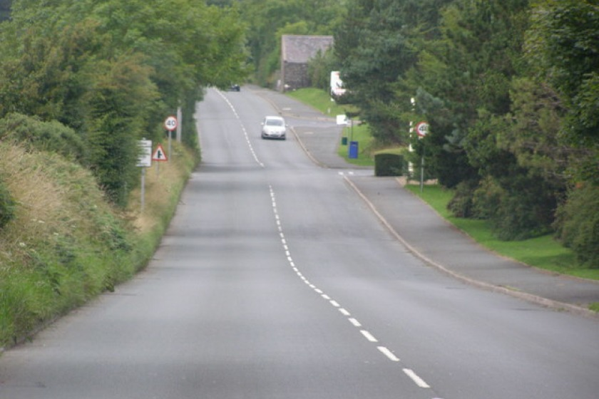 Cooil Road (photo from geograph.org.uk)