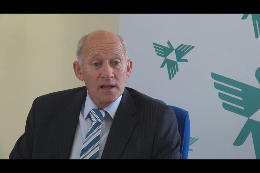 Health Minister David Anderson