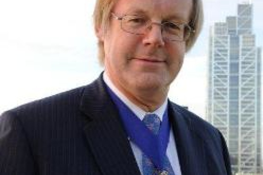 Lord Mayor Alderman David Wootton