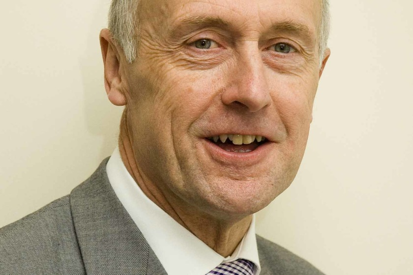 Education Minister Eddie Teare MHK
