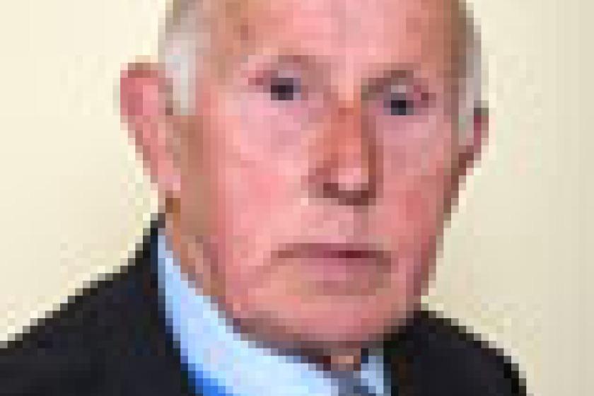Councillor George Moughtin