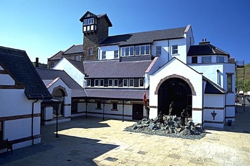 House of Manannan in Peel - a winner in 2009