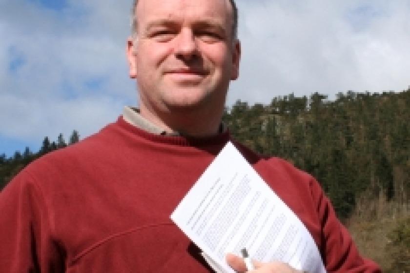 Minister for DHSC Howard Quayle