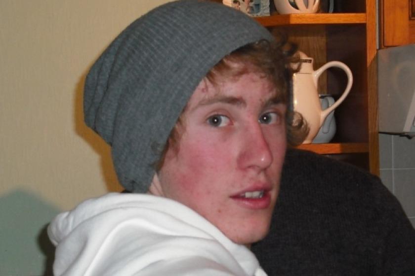 Jamie Haslett died in October last year