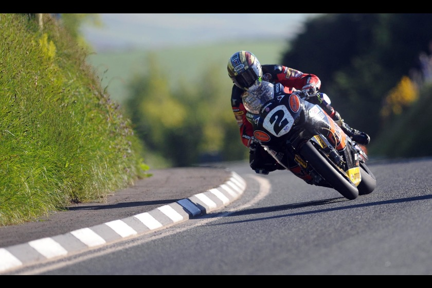 Road racing stars like John McGuinness could take part in TT-style events in the UK if the petition is successful