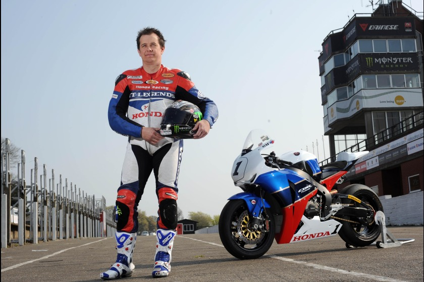 Lap record holder John McGuinness will be one of the big names at the TT launch next week