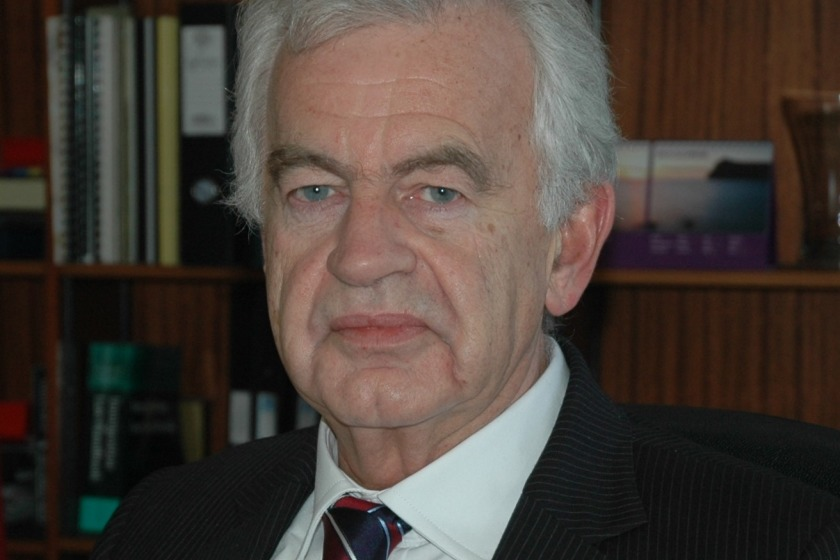 John Quinn is the Island's Attorney General