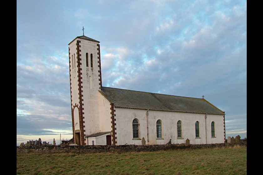 Jurby Church (picture from geograph.org.uk)