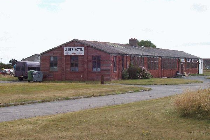 The new surgery is to be built on the site of the former Jurby Hotel