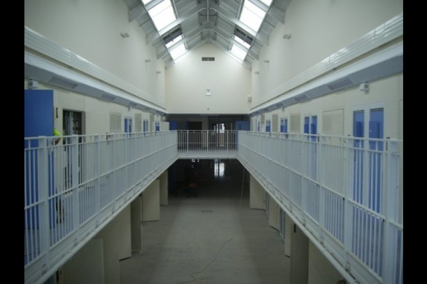 86% of those surveyed think the Government should run the Isle of Man Prison at Jurby