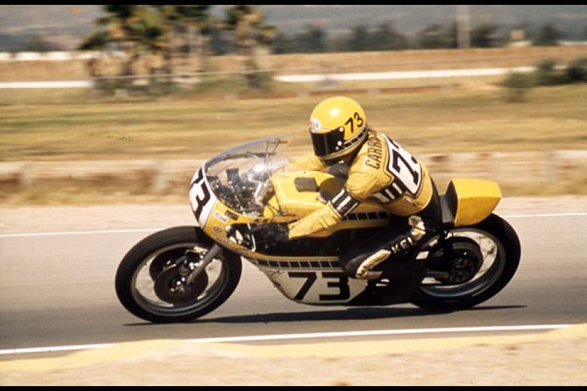 Kel Carruthers (photo from bikernews.com)