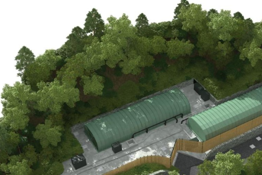 This is how the new sewage plant could look
