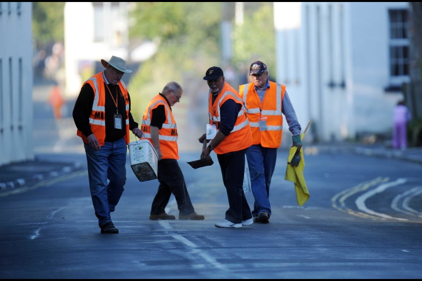 More marshals are urgently needed