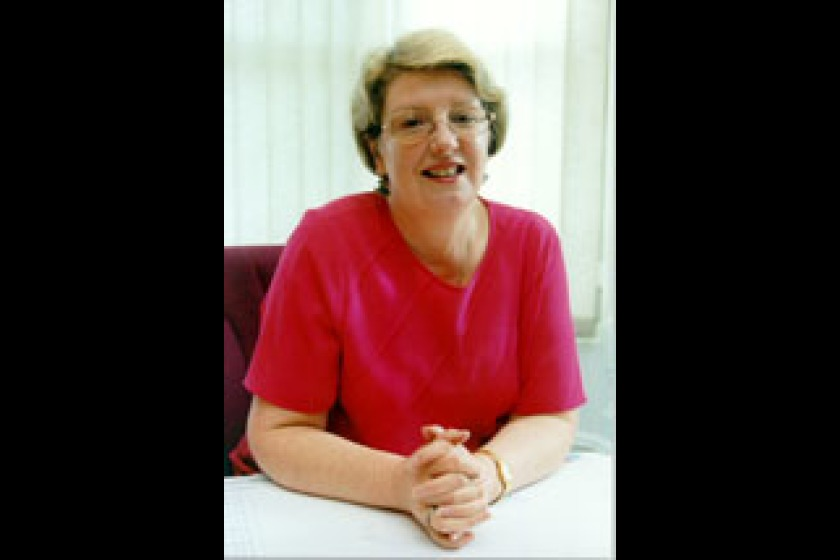 Current Chief Secretary Mary Williams is retiring on December 31st 2010