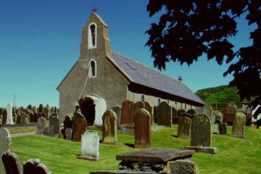 Maughold Church