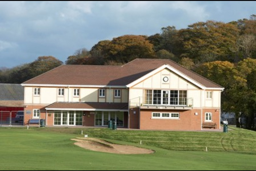 The Meadows Pavilion at Douglas Golf Club, where the Douglas South requisition meeting takes place