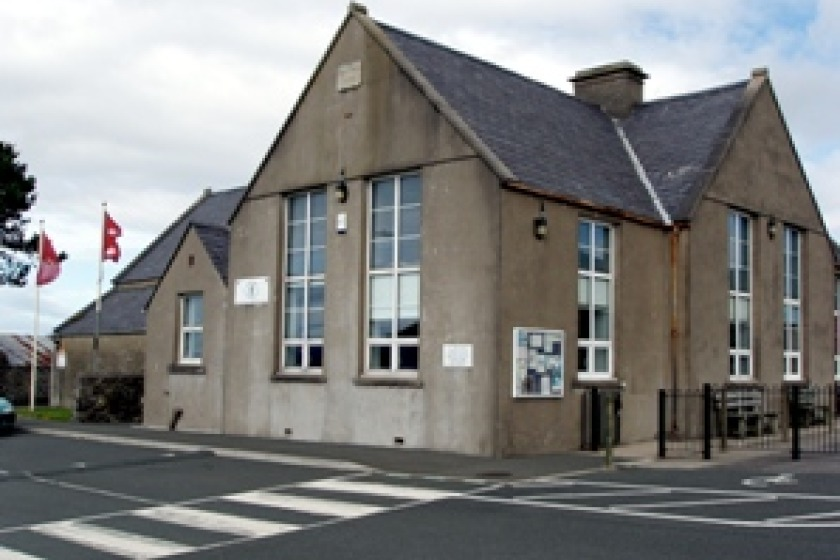 The proposed new surgery would be in Michael Primary School