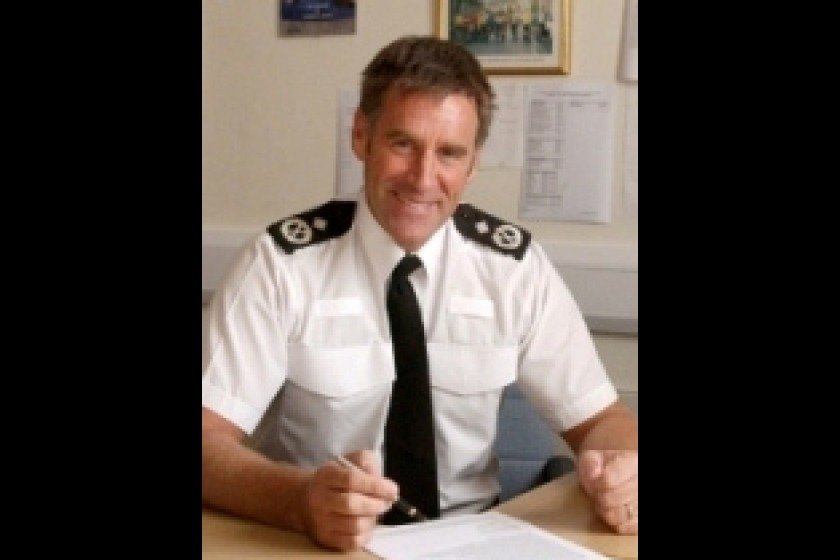 Chief Constable Mike Langdon