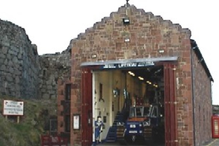 Peel Lifeboat Station