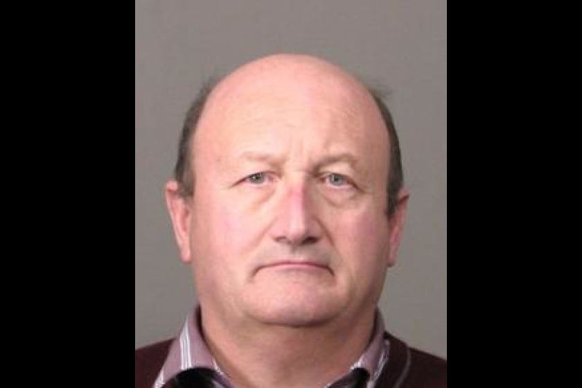 Peter Quayle was last seen in Onchan this morning